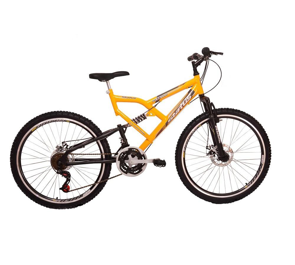 Bicicleta Status Full 26 Disco