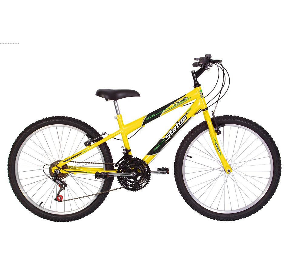 Bicicleta Status Lenda Infantil Aro 24
