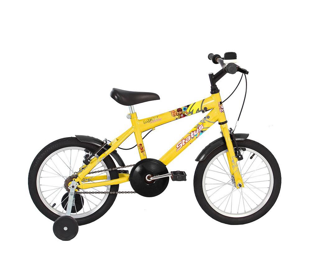 Bicicleta Status Max Force 16