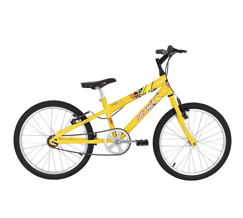 Bicicleta Status Max Force Infantil Aro 20