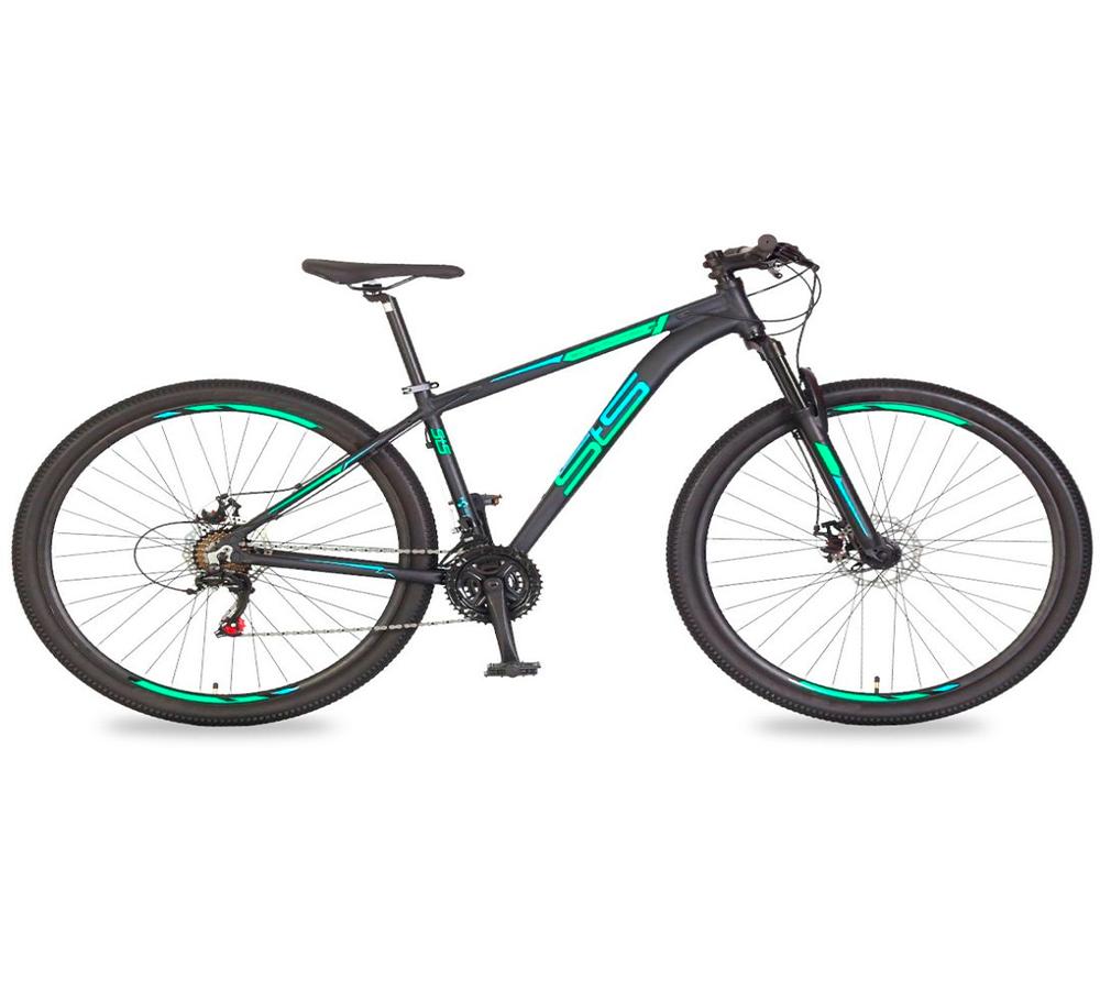 Bicicleta STS Big Evolution 3.0 Aro 29 21v. Shimano Aluminio