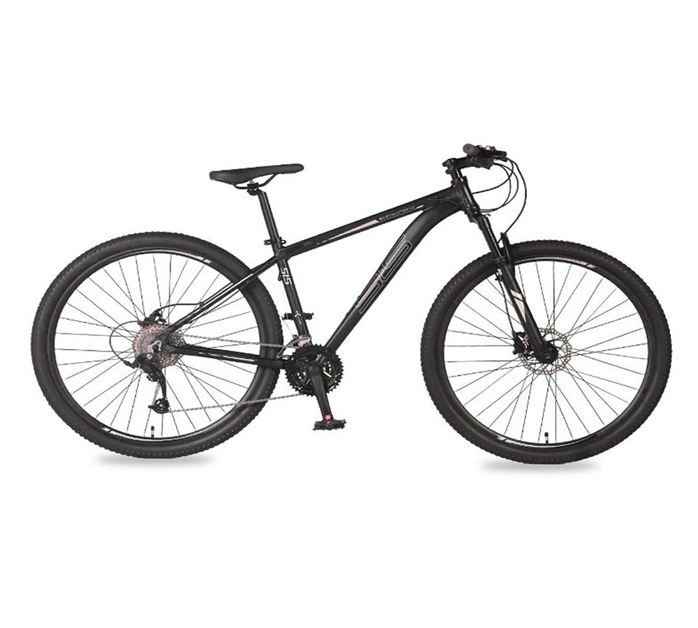 Bicicleta STS Big Evolution 4.0 Aro 29 27v Disco HD