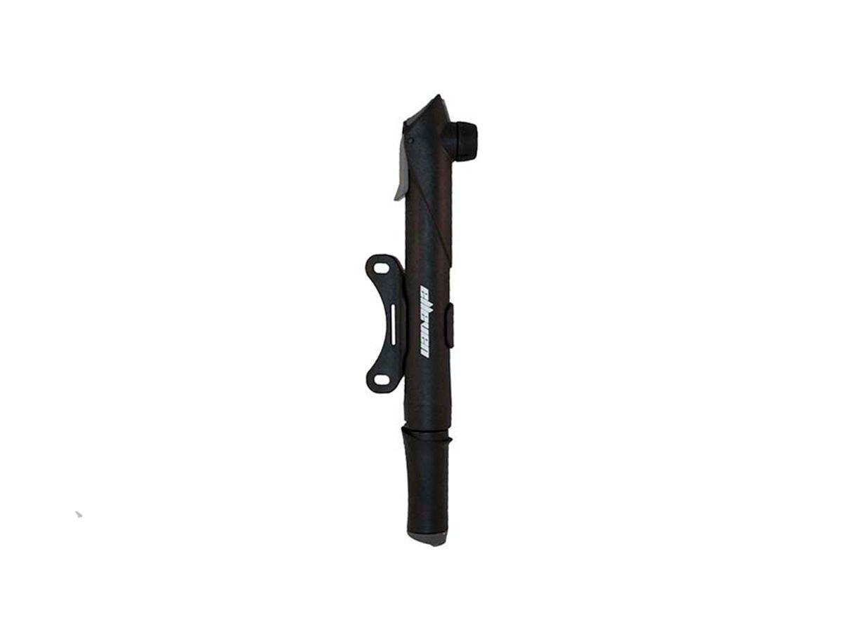 Bomba Elleven Mini Mtb Plastico/Aluminio Telescopio c/ Manometro 12674
