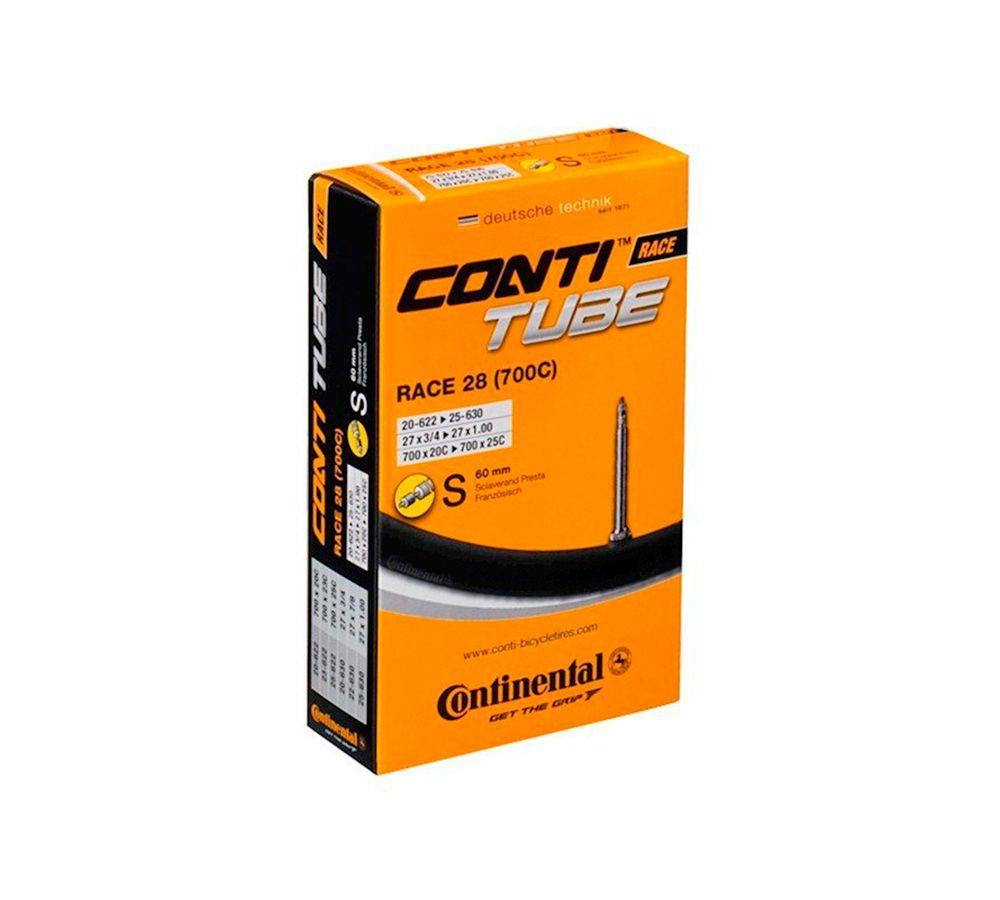 Câmara Continental Race 700x20/25 Válvula Presta 6