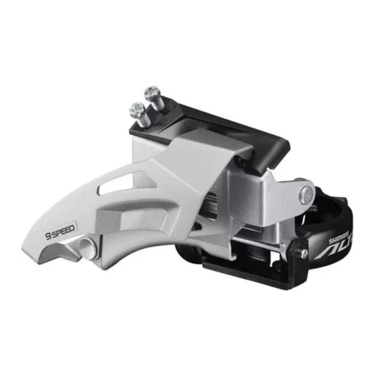 Cambio Dianteiro Shimano Altus FD-2020 34.9mm 2v Dual Pull