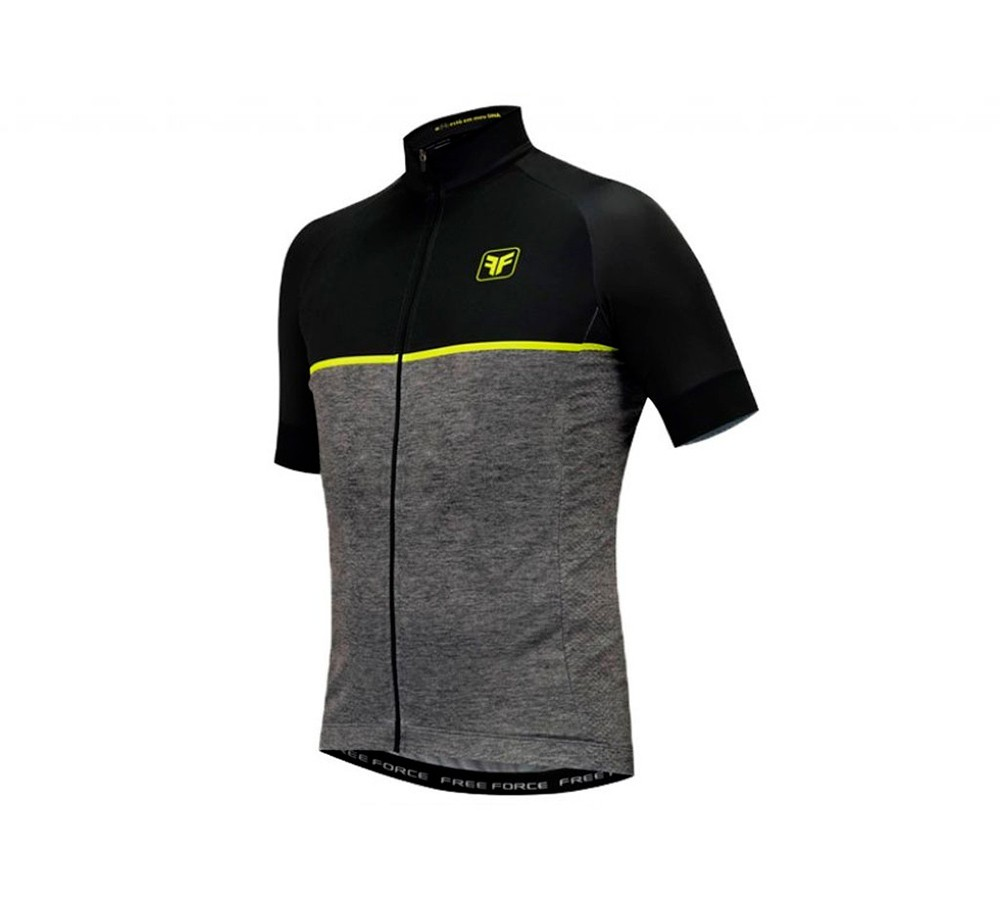 Camisa de Ciclismo Free Force First Masculina
