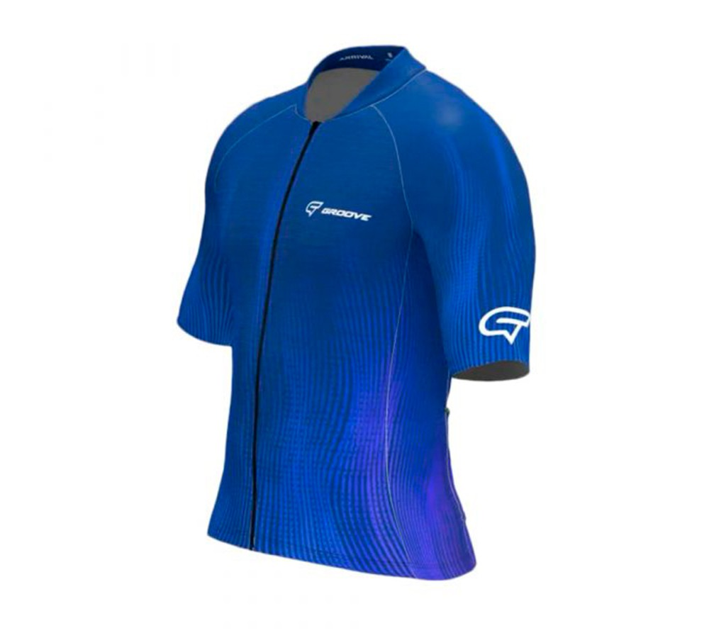Camisa de Ciclismo Groove Masculina