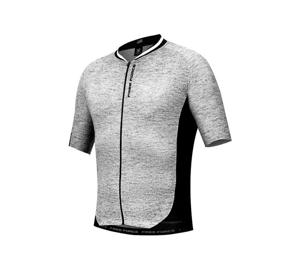 Camisa Masculina Ciclismo Free Force Training Blend