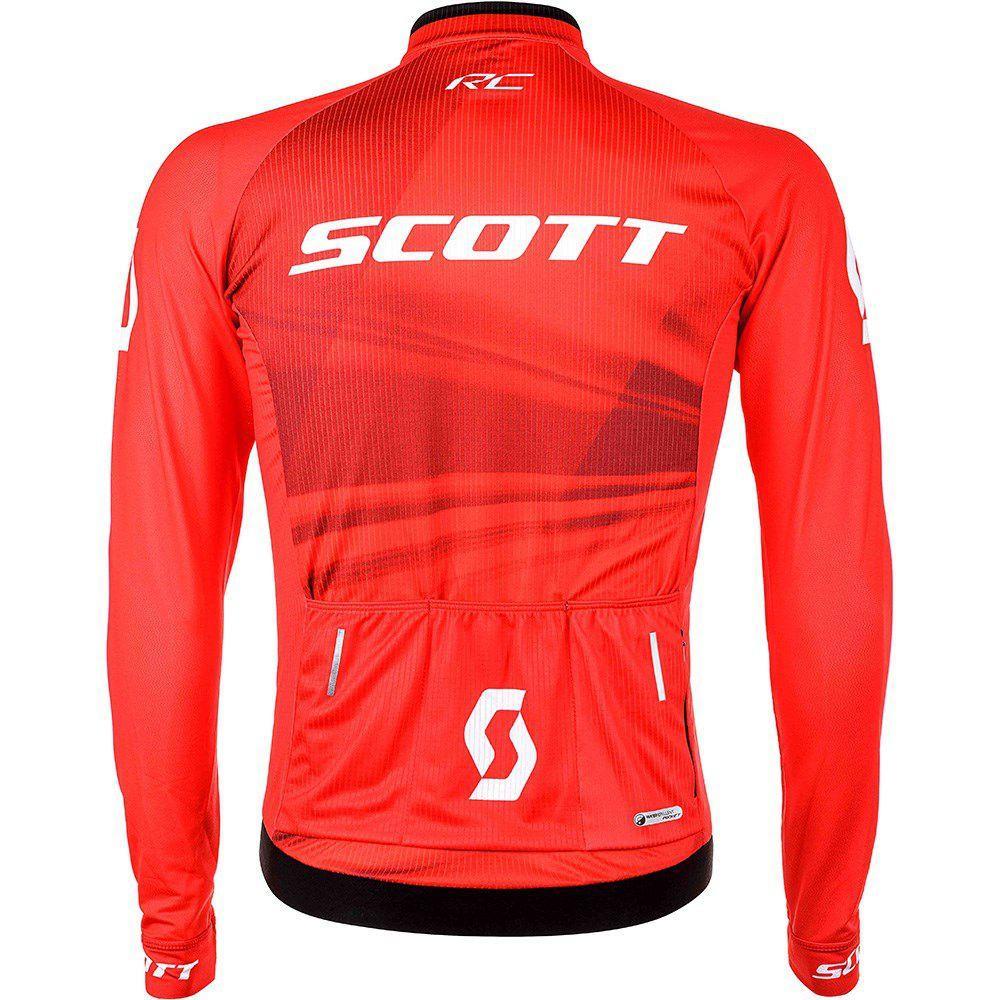 Camisa Scott RC Pro 2020 Masculina Manga Longa