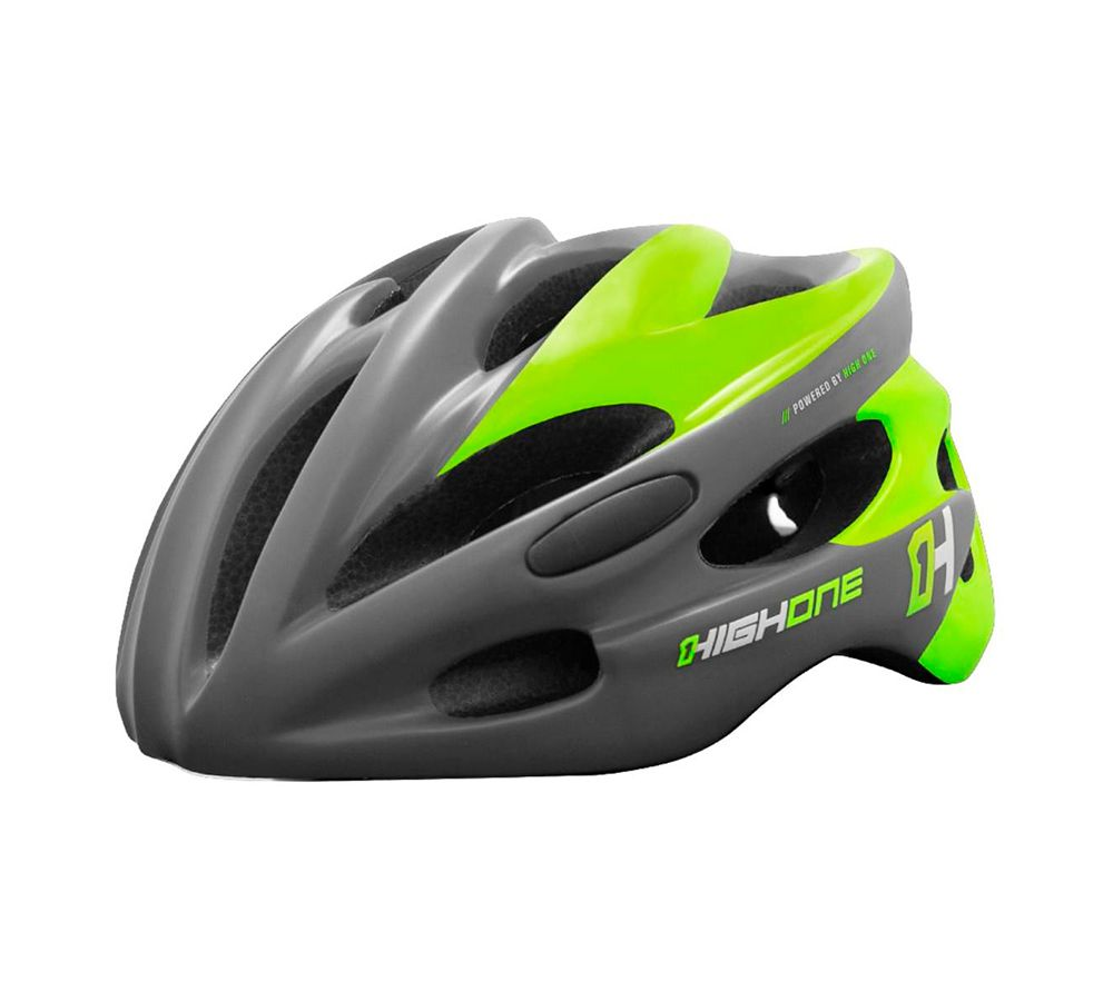 Capacete High One Volcano New Com Led