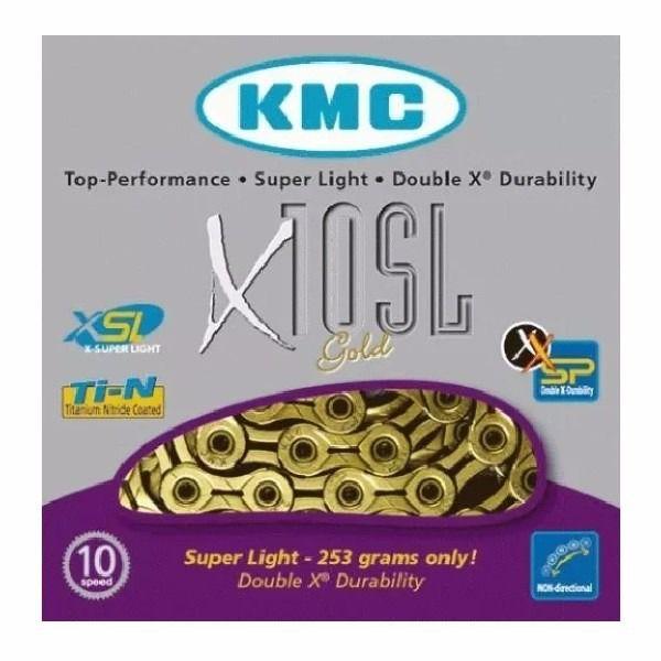 Corrente KMC 10V X-10SL TI-N