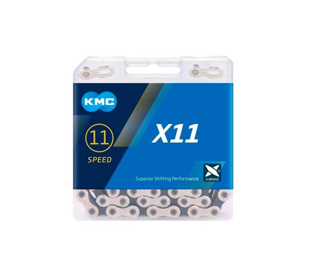 Corrente KMC 11V X11 Index 118 Elos