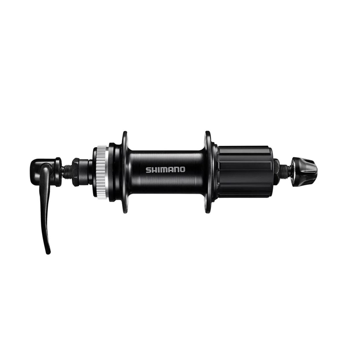 Cubo Traseiro Shimano Tourney FH-TX505 C/ Look 36F 8/9/10V