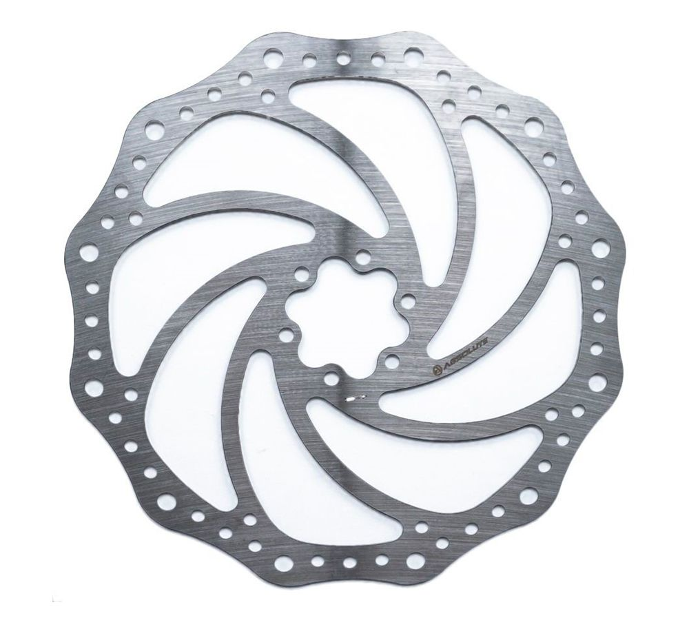 Disco Rotor Absolute YRT01 180mm Parafuso