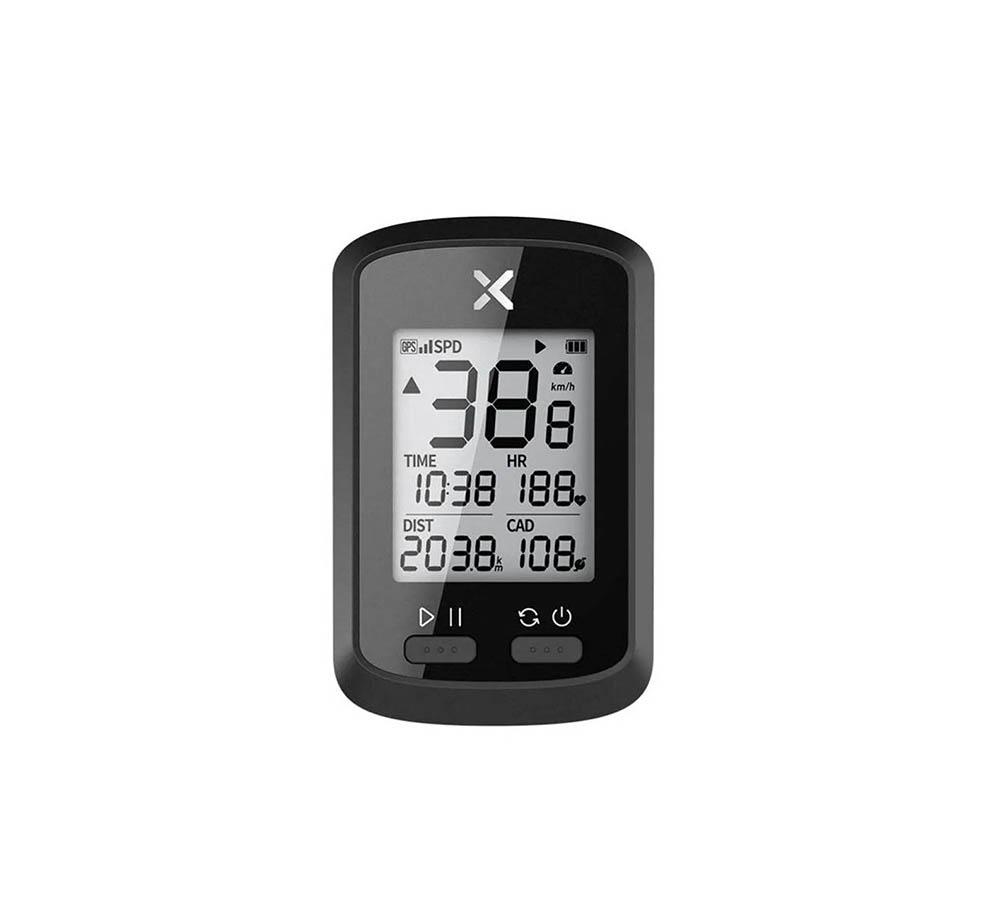 Gps Xoss G+ Sensor Candência Bluetooth Ciclismo