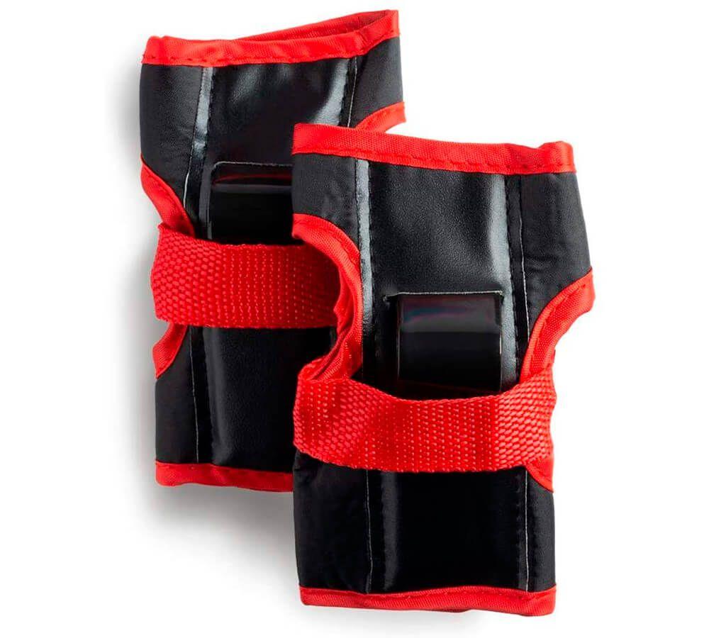 Kit de Proteção Atrio e Capacete Infantil Unissex + 3 Anos