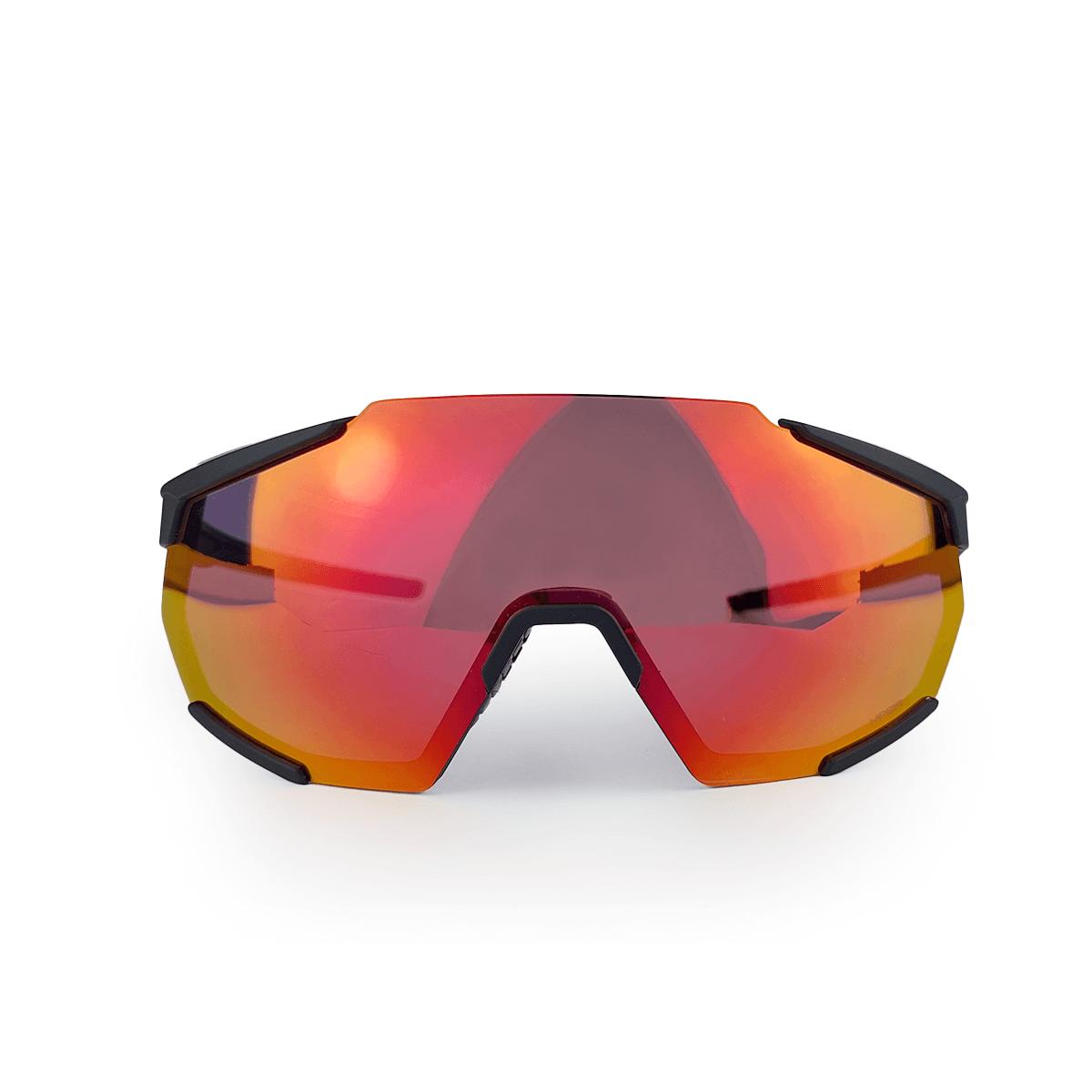 Oculos 100% Racetrap 2 Lentes Hiper Red Ciclismo