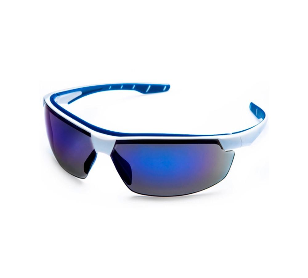 Oculos Ciclismo Steelflex Neon Lente Espelhada AR/AE/UV
