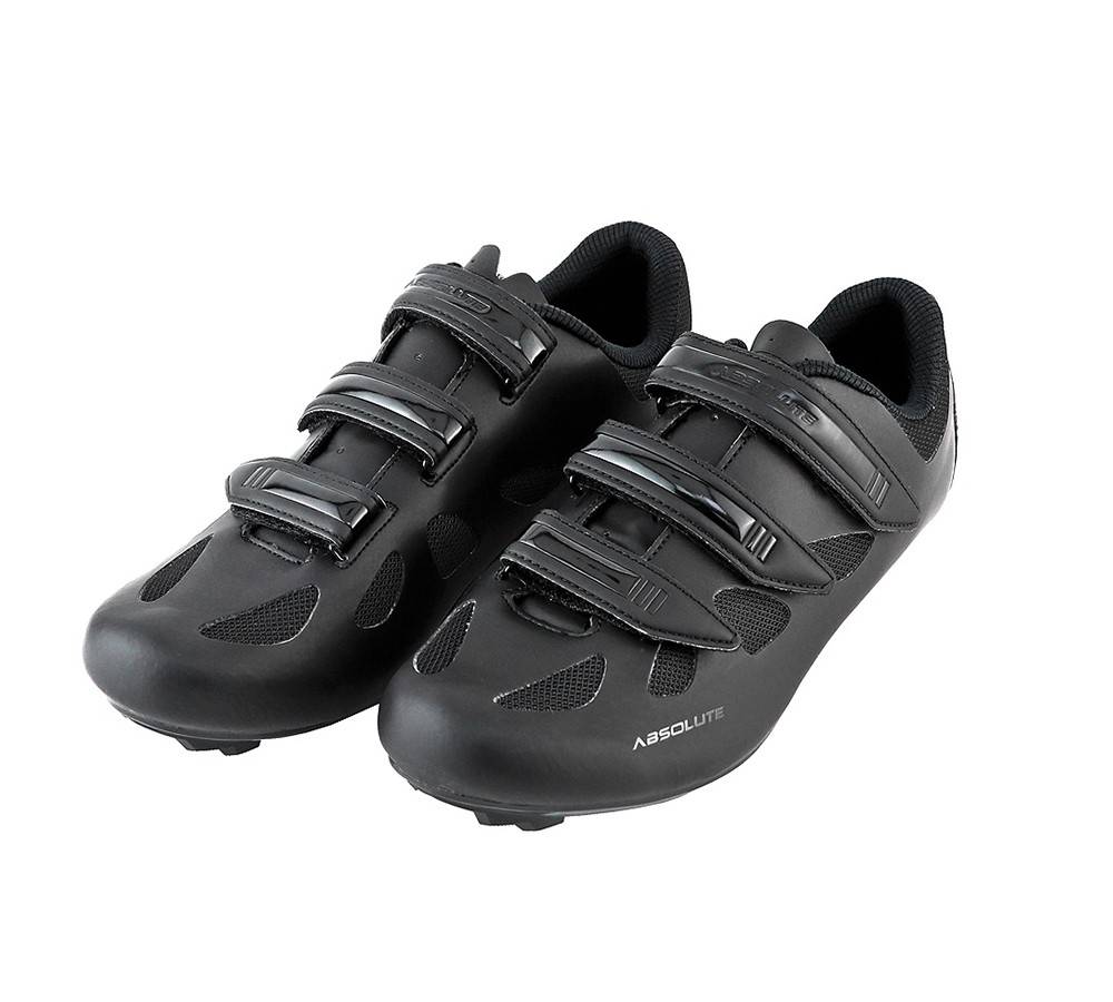 Sapatilha Ciclismo Absolute Nero Speed Road 3 Velcros