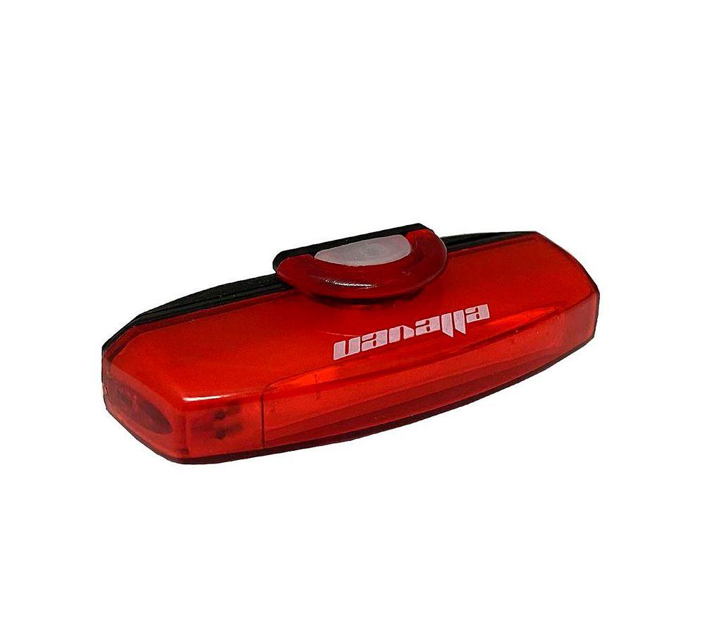 Sinalizador Traseiro Elleven Super Light USB 50 Lumens 13634