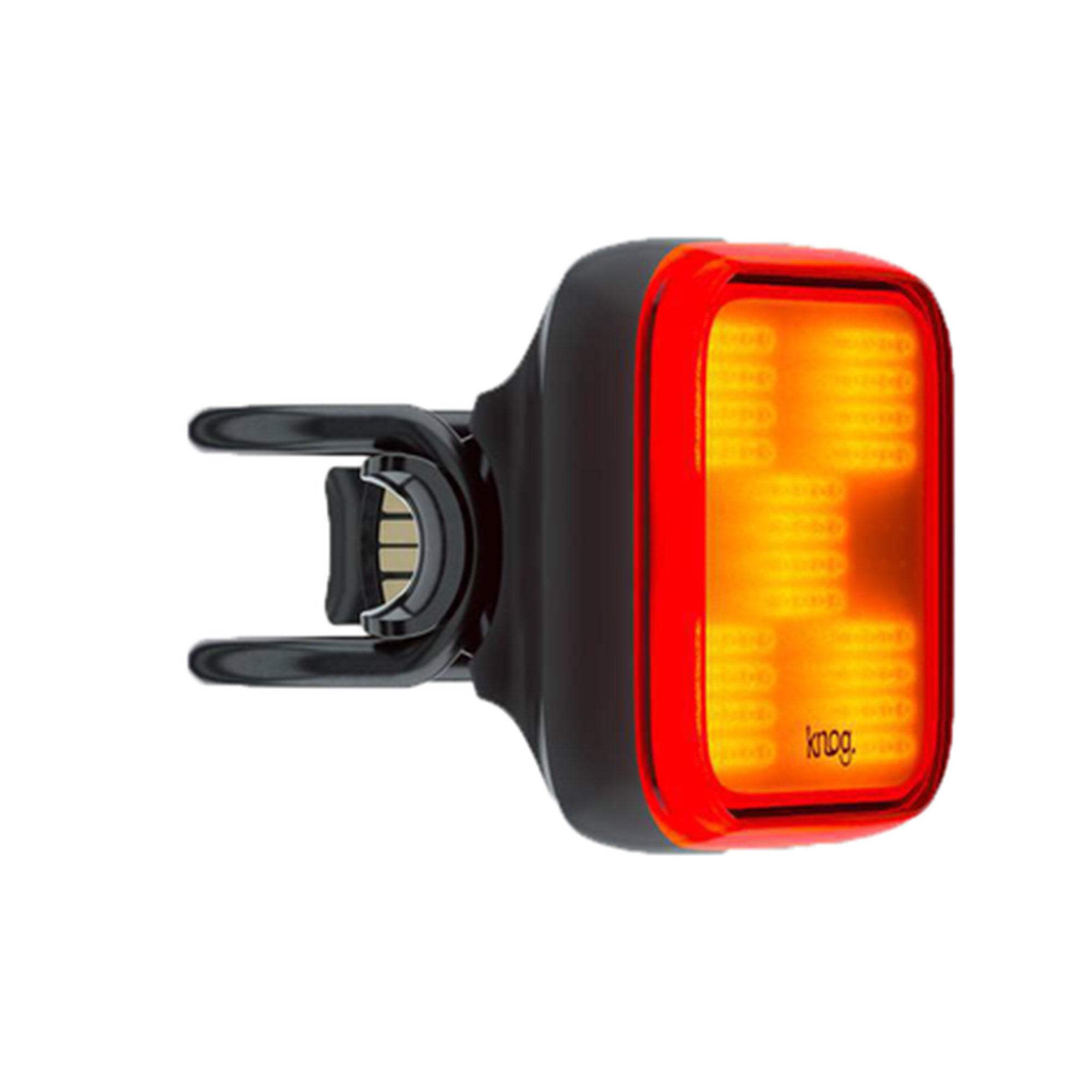 Sinalizador Traseiro Knog Blinder X USB 100 Lumens