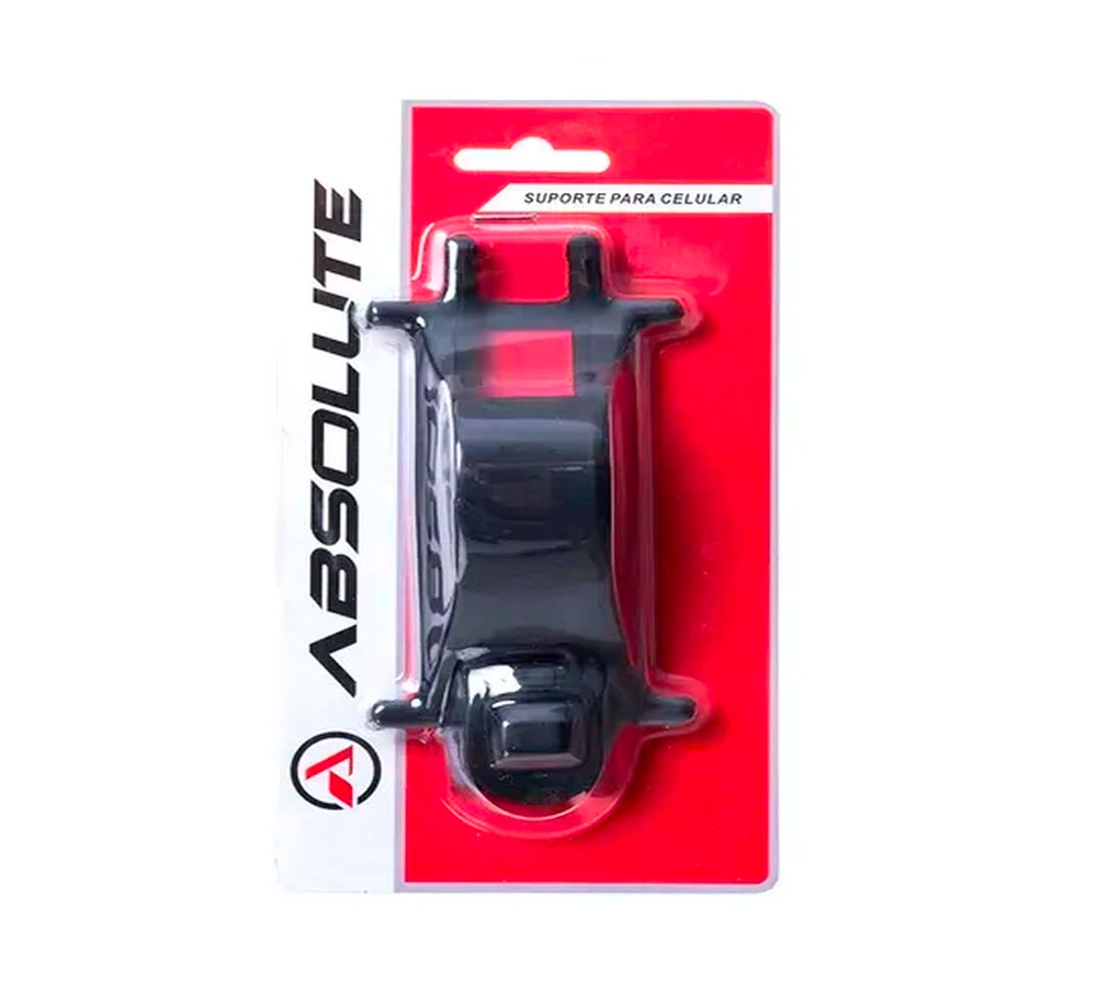 Suporte Para Smartphone Absolute Bike JY-530-5 Silicone