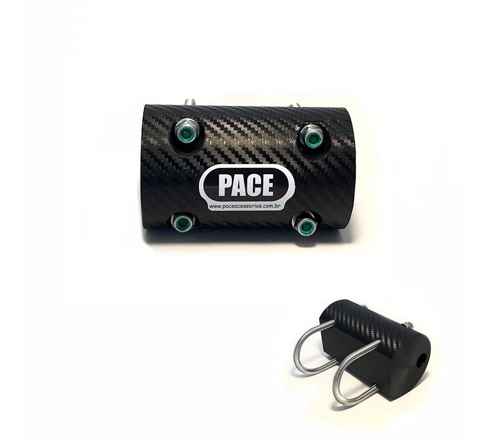 Transbike Pace Para Grade Vigia Eixo 15x110mm Carbon
