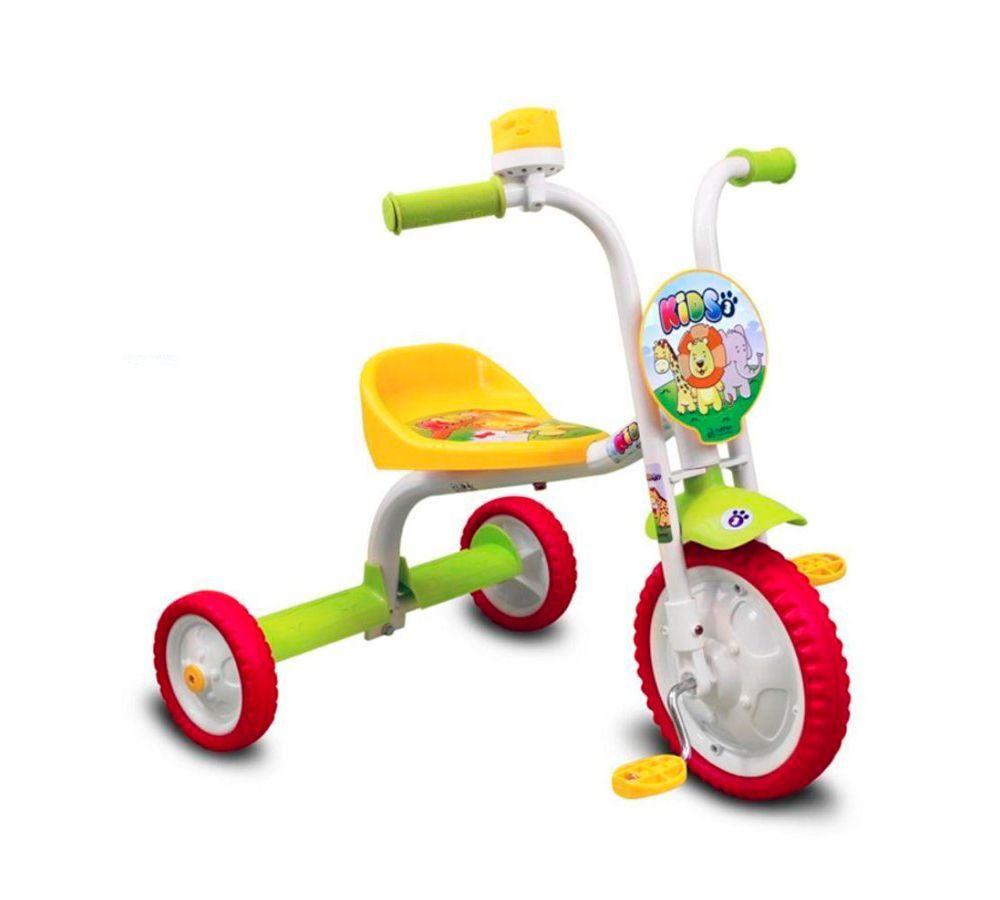 Triciclo Infantil Nathor Kids 3 Alumínio
