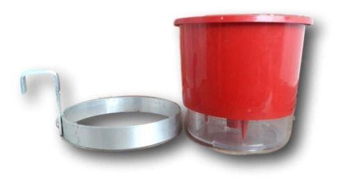 Suporte Para Vaso 12 Centímetros De Diâmetro 10 Unidades