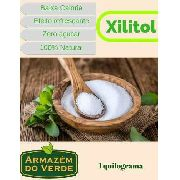 1kg Xilitol + 1kg Farinha De Amendoas