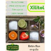Adoçante Natural Xilitol - Xylitol Importado 1 kg Ideal Dieta Zero e Low Carb