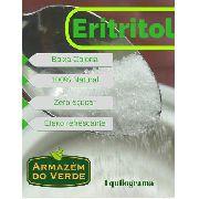 Eritritol Adoçante Natural De Baixa Caloria Importado A Granel 1 kg Ideal Dieta Low Carb