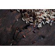 Arroz Cateto Com Arroz Vermelho Produto Natural A Granel 500g