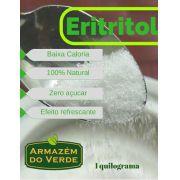 Eritritol Adoçante Natural De Baixa Caloria Importado A Granel 500g Ideal Dieta Low Carb