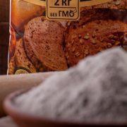 Farinha de centeio Produto Natural A Granel 1kg