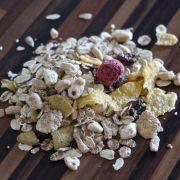 Flocos De Milho Natural Com Açúcar Produto Natural A Granel 200g