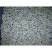 Flocos De Milho Sabor Banana Produto Natural A Granel 200g