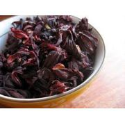 Flor de Hibisco Seca Para Chá  Granel100g