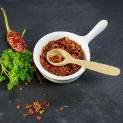 Pimenta Calabresa em Flocos Para Temperos e Receitas Produto Natural A Granel 100g