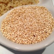Quinoa Real Em Grão Produto Natural A Granel 200g