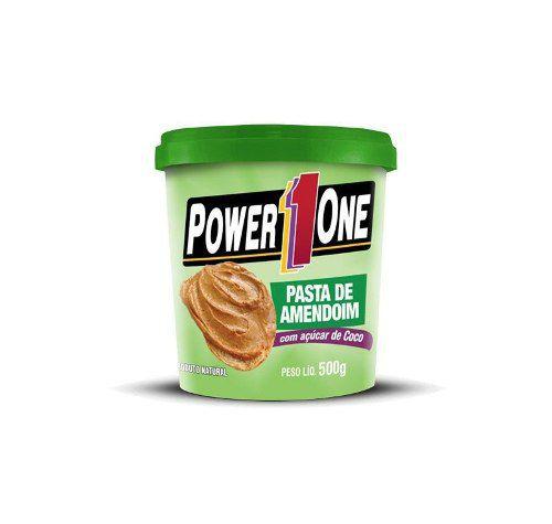 Kit Pasta De Amendoim Com Açúcar De Coco Duas Unidades