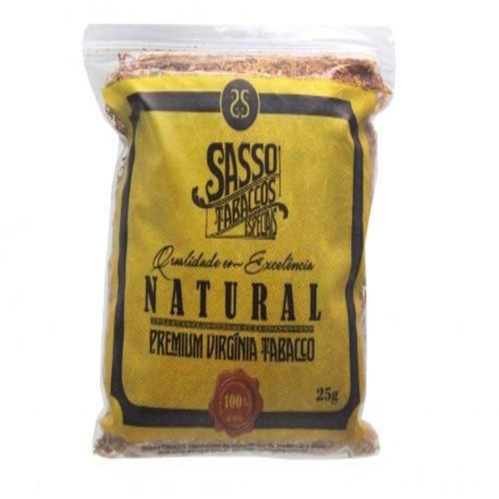 3 Tabaco Natural Sasso + 3 Khumbaya Sasso + Frete Incluso