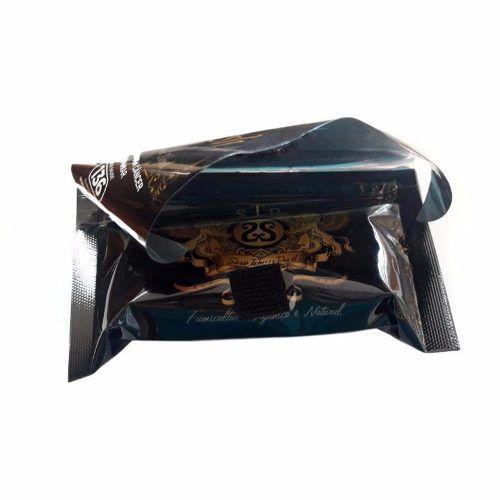 Tabaco Natural Sasso Hash 25g Caixa Fechada 10 Unidades