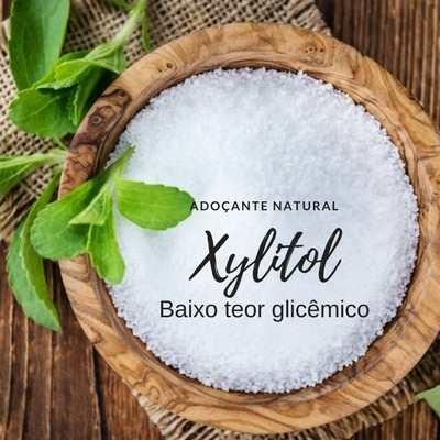 Adoçante Natural Xilitol - Xylitol