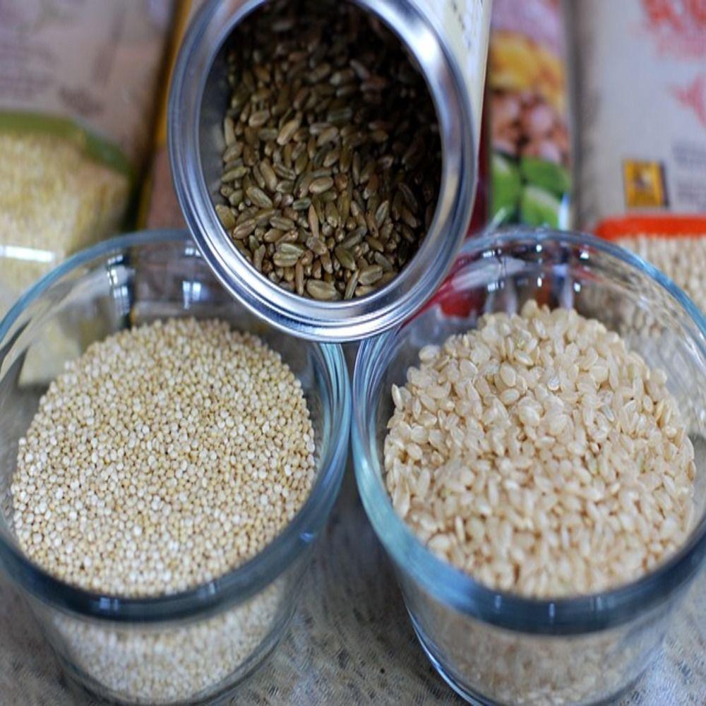 Arroz Integral Cateto Sem Casca Produto Natural A Granel 1kg