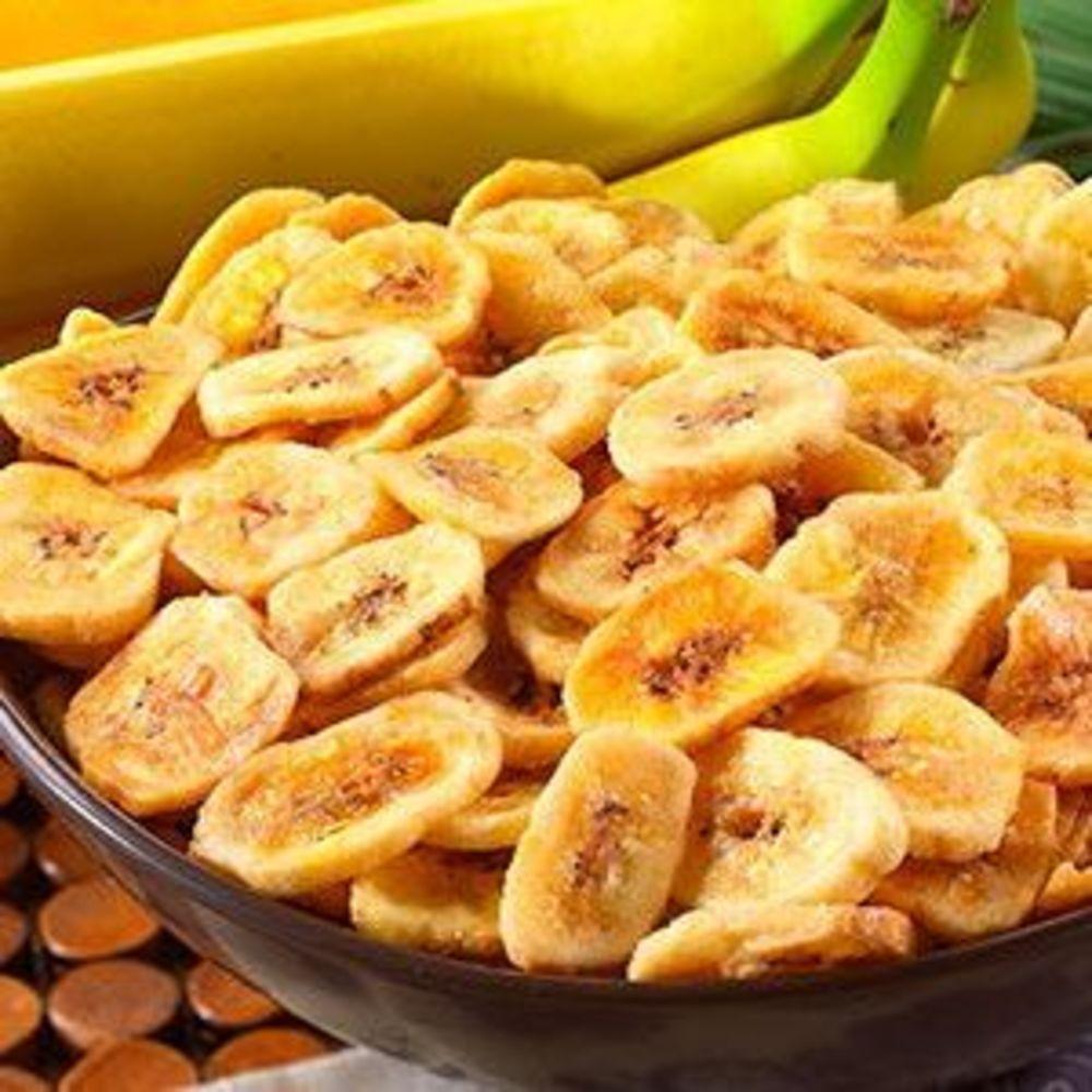 Banana Chips com Canela 200g