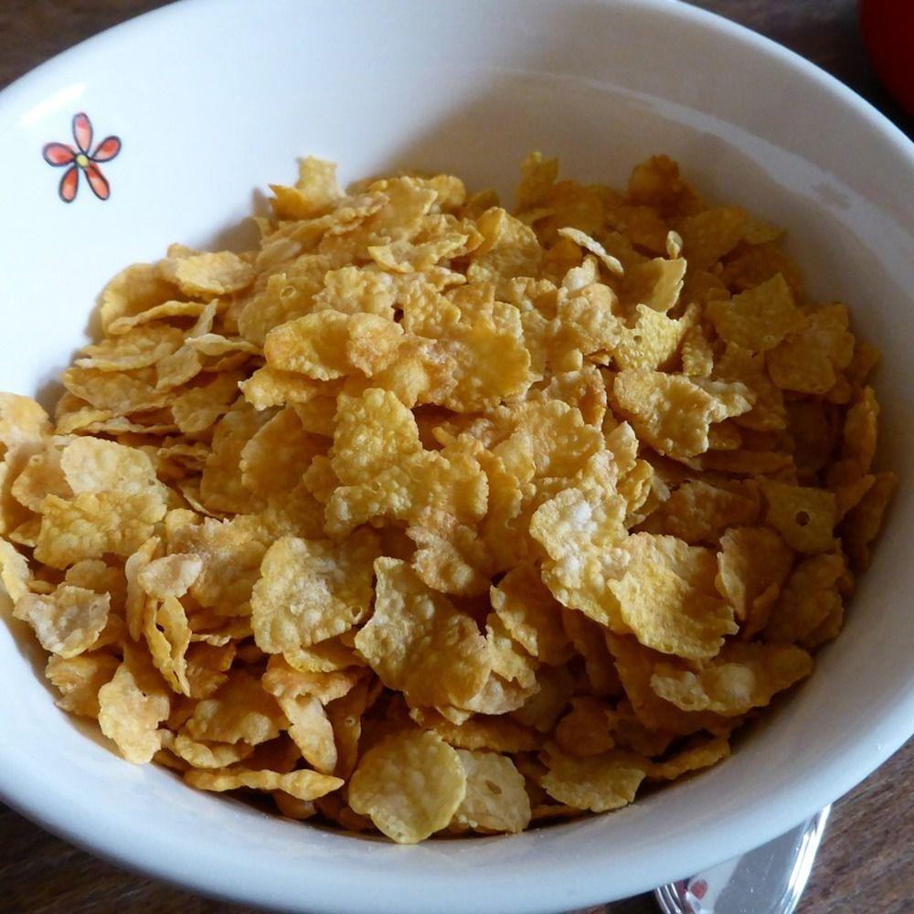 Flocos De Milho Natural Sem Açúcar Produto Natural A Granel 500g
