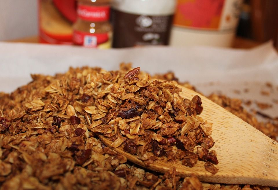 Granola Tradicional 1kg