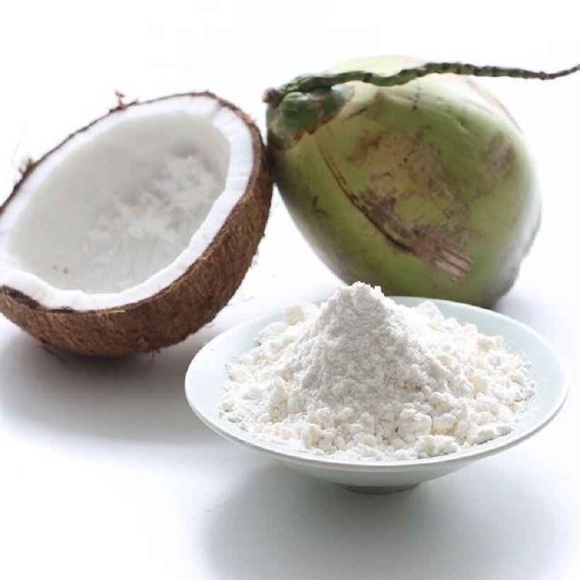 Leite de Coco em Pó Copra Produto Natural A Granel 100g