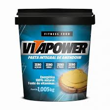 Pasta de Amendoim VittaPower 1kg - 2 UNIDADES